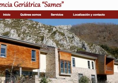 Residencia geriátrica Sames