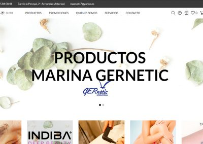 María José Soto estética